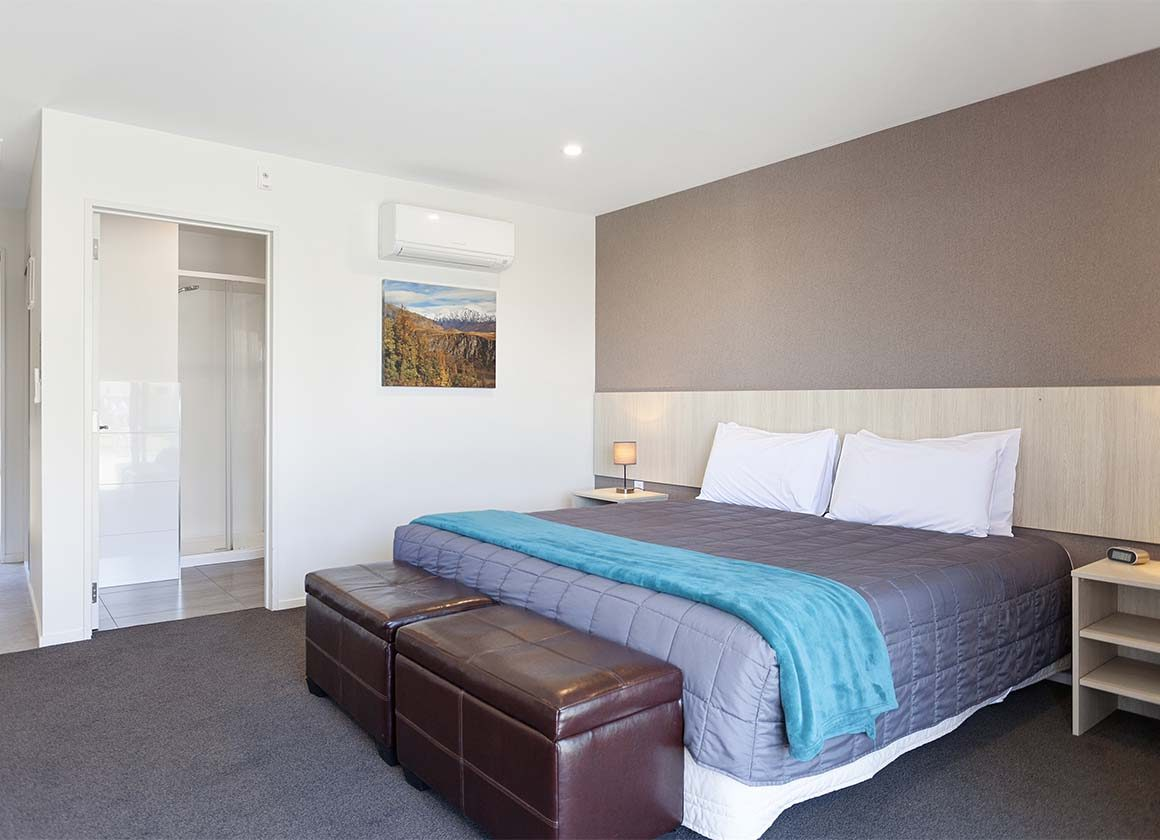One Bed Unit Rolleston Motel